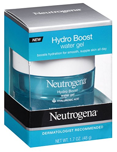Neutrogena Hydro Boost Gel Acqua 1.7 oz (50ml) (3 Pack)