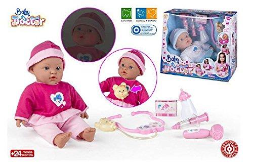 Color Baby - Baby 43 CM / 6 Fonctions. BÉBÉ Doctor ...
