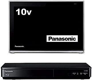 パナソニック 10V型 液晶 テレビ プライベート・ビエラ UN-10D6-K