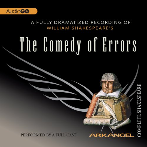 The Comedy of Errors cover art