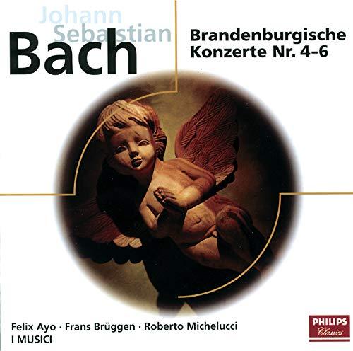 J.S. Bach: Brandenburg Concerto No.6 in B flat, BWV 1051 - 3. Allegro