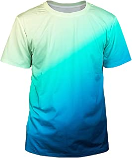 Kayolece Unisex 3D Realistic Printed Casual Short Sleeve T-Shirts