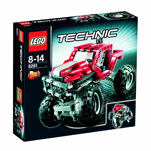 LEGO Technic 8261 - Power-Truck