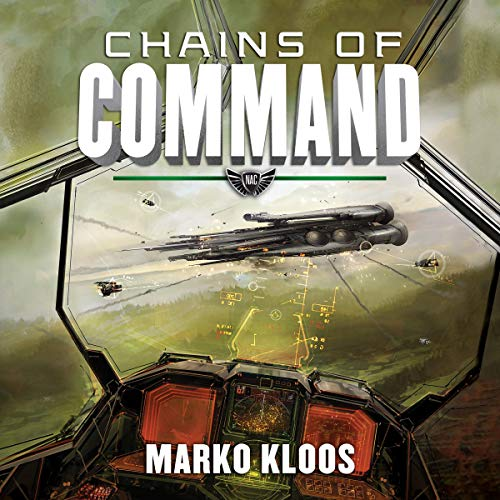 Chains of Command: Frontlines, Book 4