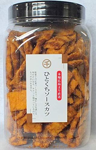 千成商会 ひとくちソースカツ 駄菓子 420g
