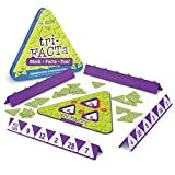 Learning Resources tri-FACTa Multiplication & Division Game, Homeschool, Math Game, 2-4 Players, 104 Piece Set, Ages 8+