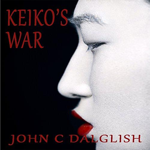 Keiko's War audiobook cover art