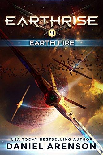 Earth Fire (Earthrise Book 4) (English Edition)