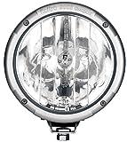 HELLA 1F3 010 119-011 Projecteur longue portée - Rallye 3003 Compact - Halogène - H1 - 12V/24V - rond - Ref. 37,5 - disperseur limpide - Montage en saillie - Endroit d'assemblage: gauche/droite