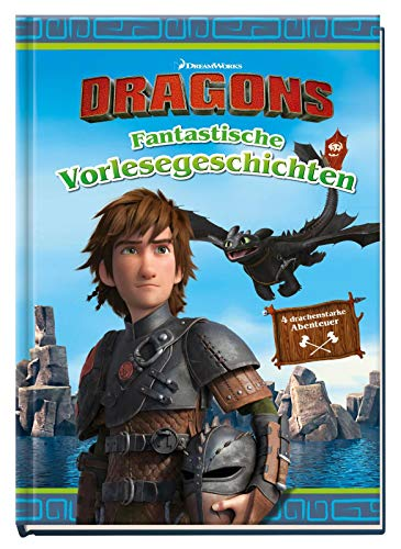 DreamWorks Dragons: