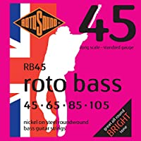 ROTOSOUND / Roto Bass RB45 45-105 Long Scale