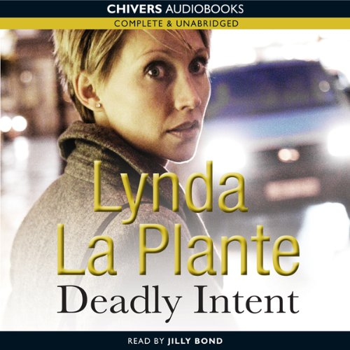 Deadly Intent audiobook cover art