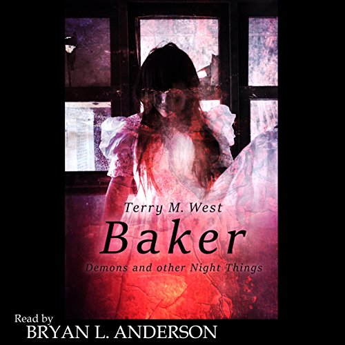 Couverture de Baker: Demons and Other Night Things