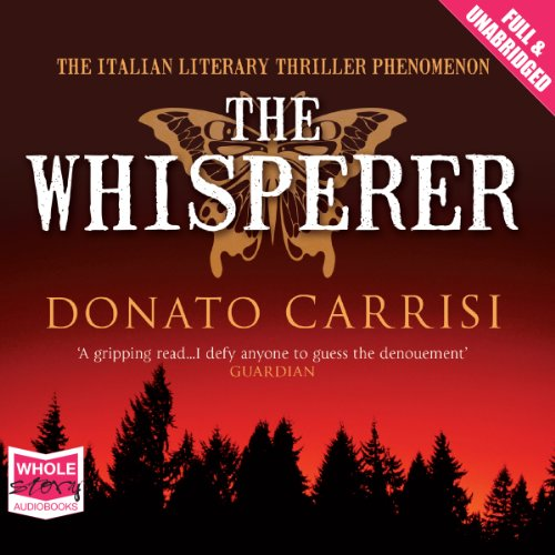 The Whisperer cover art