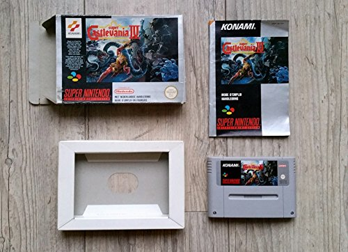 Super Castlevania IV [US-Import]