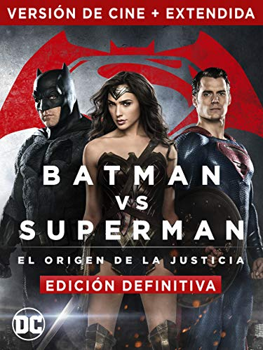 Batman VS Superman: El Origen De La Justicia (Edición Definitiva)