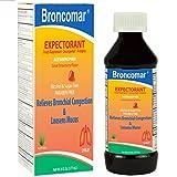 Broncomar Expectorant Cough Suppressant Decongestant Analgesic 6 oz