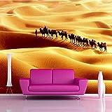 Tapeten Wandbilder,Wandern In Der Wüste Kamel Foto