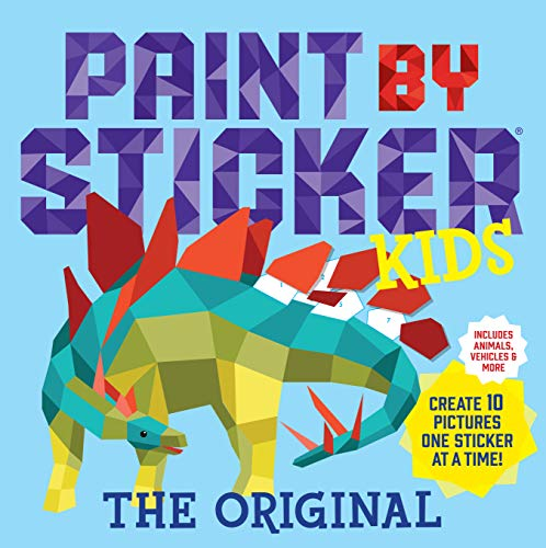 Paint by Sticker Kids Unicorns & Magic Now $3.99 (Was $9.95)
