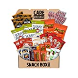 Cyber Sweetz SNACK BOX CLUB College Care Package, Individually Wrapped Snack Variety Box, Original