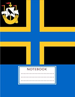 Notebook: Lined Notebook paper to Write In   County Caithness Scotland Gifts for Men Women Boys Girls Teens Dummies Boys G...