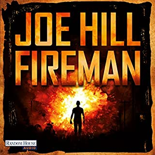 Fireman                   By:                                                                                                                                 Joe Hill                               Narrated by:                                                                                                                                 David Nathan                      Length: 25 hrs and 13 mins     1 rating     Overall 1.0