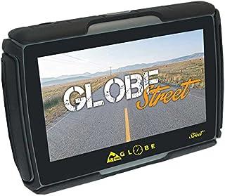 GPS Globe Street Motorrad 4,3 Zoll Orange/Schwarz