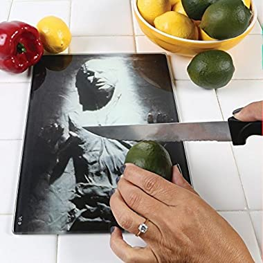UNDERGROUND TOY Star Wars Han Solo Frozen in Carbonite Glass Tempered Cutting Board