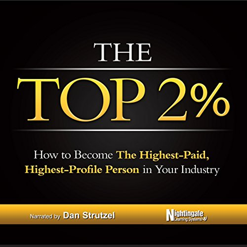 The Top 2% audiobook cover art
