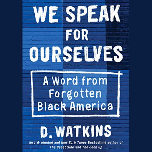 We Speak for Ourselves audiobook cover art