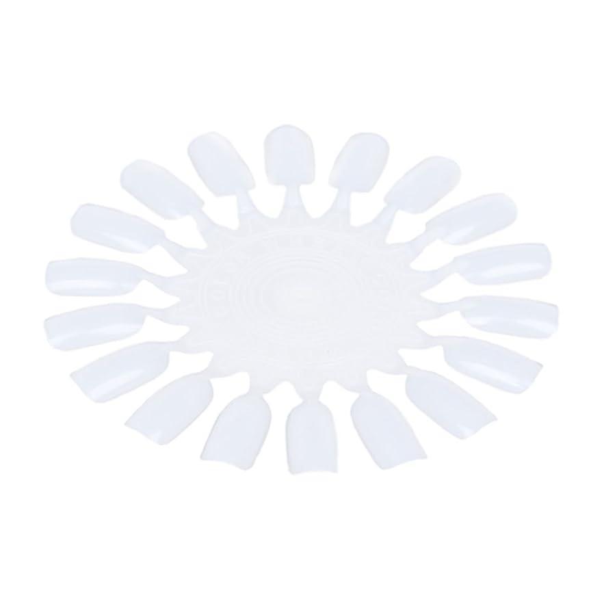 潜む精緻化ピザGaoominy 10個 メークアップ化粧ネイル ポーランドカラー段ボールカラーチャート18カラー ベージュ
