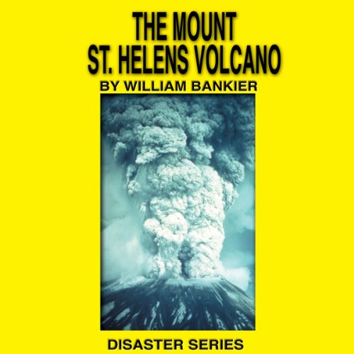 The Mount St. Helens Volcano audiobook cover art
