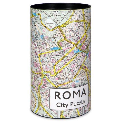 Extragoods City Puzzle - Rom / Roma Premium Puzzle Erwachsenenpuzzle Spiele Puzzle Städtepuzzle