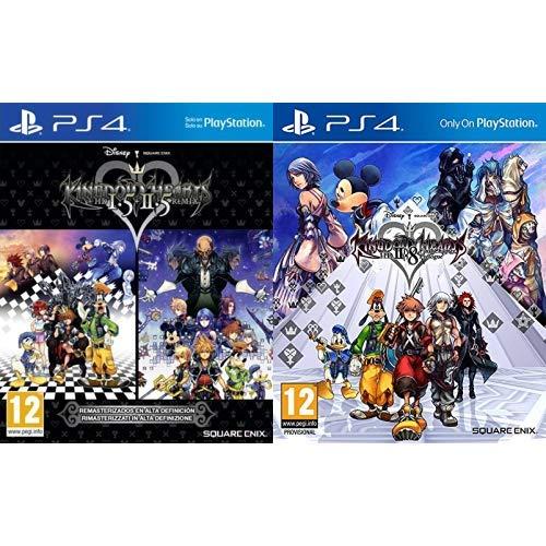Kingdom Hearts HD 1.5 + 2.5 Remix & 2.8 Final Chapter Prologue - Standard Edition