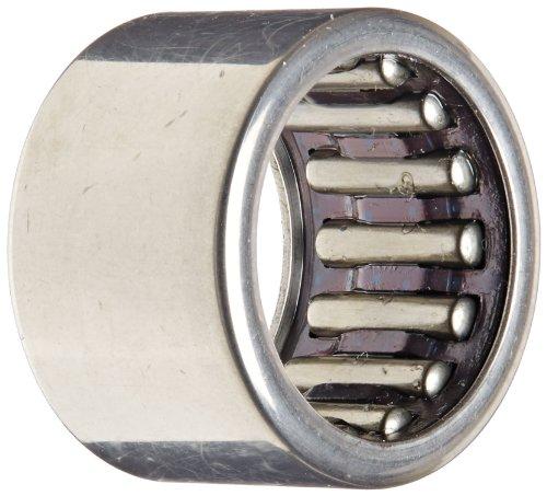 "Koyo JH-1110 Needle Roller Bearingd Drawn Cup, Open, Steel Cage, Inch, 11/16"" ID, 15/16"" OD, 5/8"" Width, 19000rpm Maximum Rotational Speed"