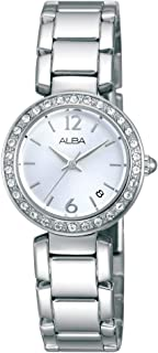 Alba Stainless Steel Casual Watch For WoMen , AH7D69X