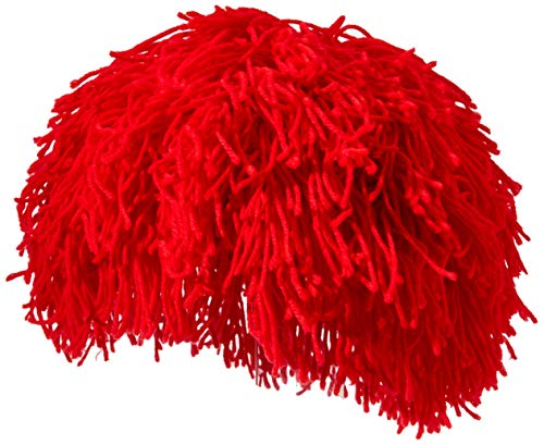 Rubie's womens Rag Doll Male Yarn Wig Party Supplies, Multicolor, One Size US