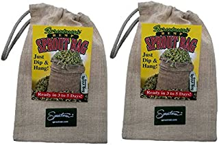 Sproutman Hemp Sprout Bag - 2 Pack