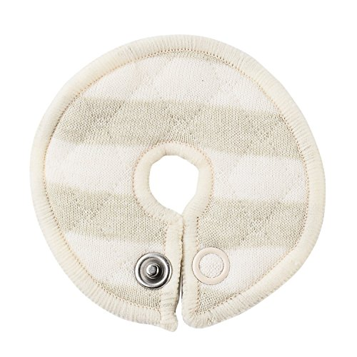Ian's Choice Organic Cotton Pads for Feeding Support Extra Soft and Absorbent (12 Pack)