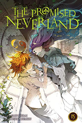 The Promised Neverland, Vol. 15: Welcome to the Entrance (English ...