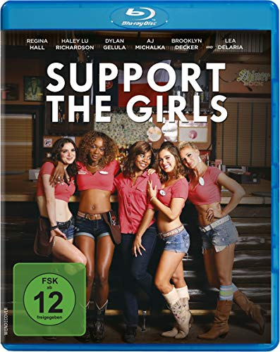 Support the Girls [Blu-ray] [Alemania]