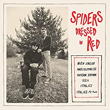 Spiders Dressed in Red