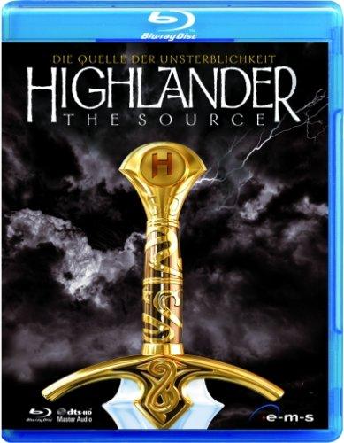 Highlander - The Source [Blu-ray]
