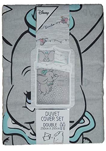 Primark Stores Disney Dumbo Duvet Cover Set Dumbo Double Duvet Cover Set with two Pillow Case