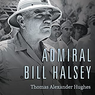 Admiral Bill Halsey audiobook cover art