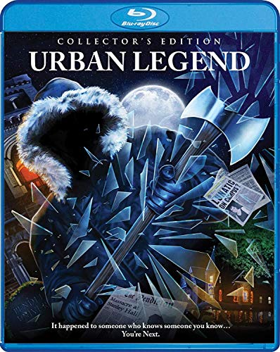 Urban Legend - Collector's Edition [Blu-ray]