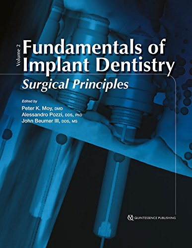 Download Fundamentals Of Implant Dentistry: Surgical Principles: Volume 2 