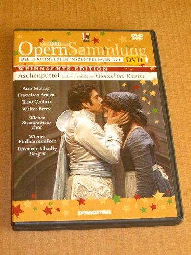 Die Opernsammlung - Die berühmtesten Inszenierungen auf DVD ~ Aschenputtel La Cenerentola von Gioacchino Rossini - ungekürzte Fassung 171 Min. (Arthaus Musik)