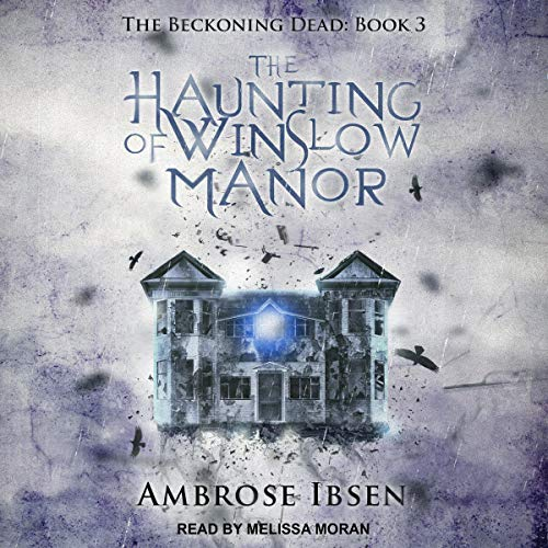 Couverture de The Haunting of Winslow Manor