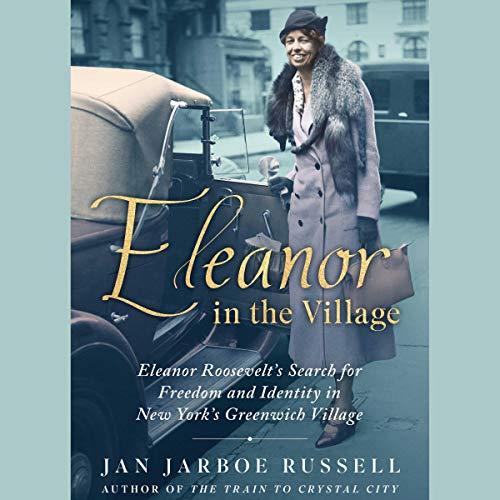Eleanor in the Village audiobook cover art
